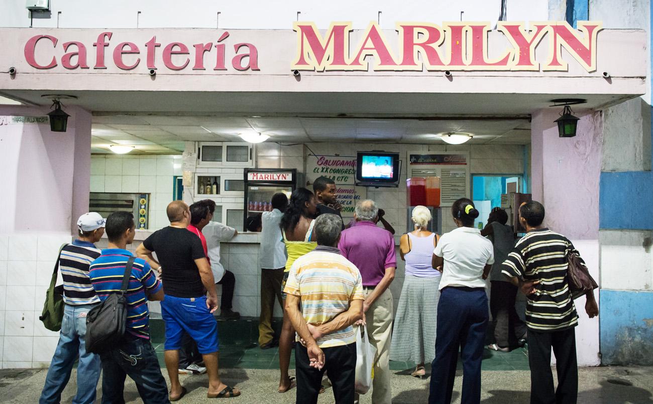 Cefeteria Marilyn