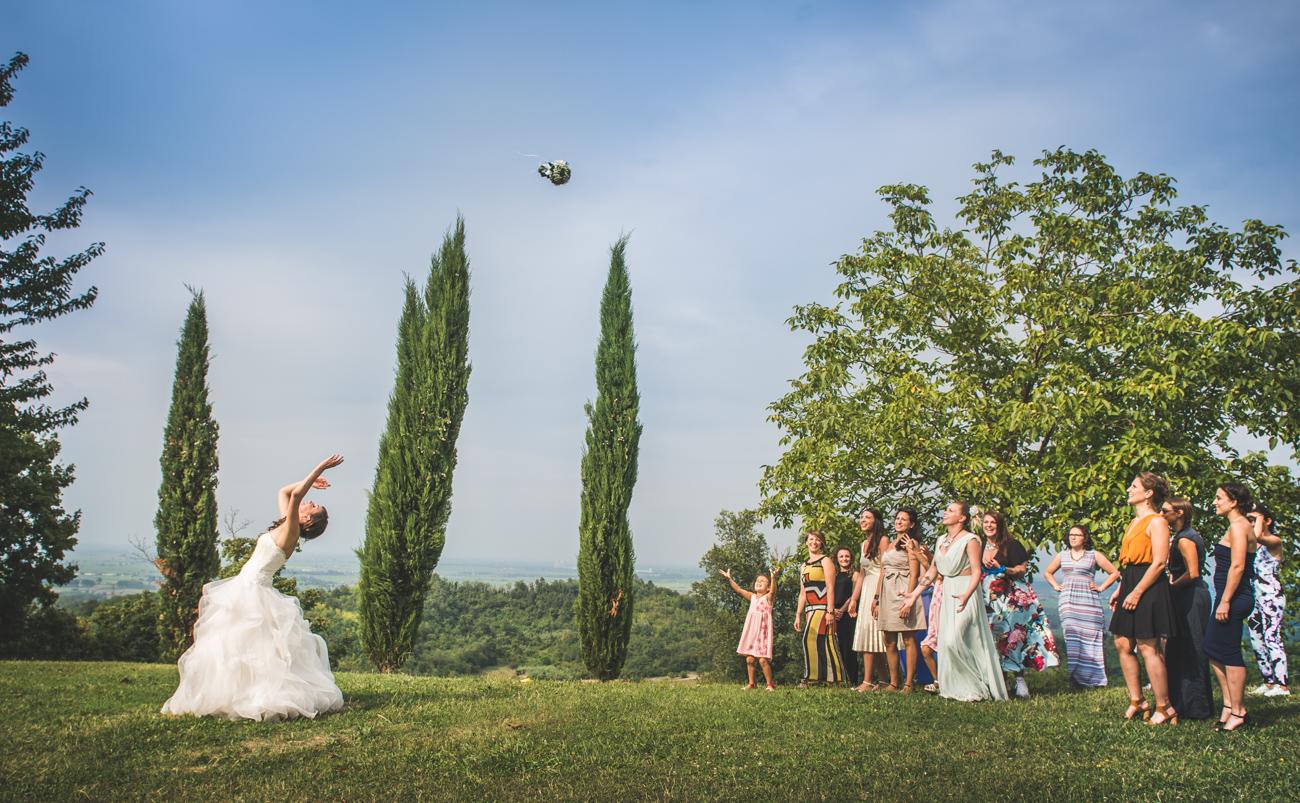 Giulia e Alessandro, Verrua Savoia 2016