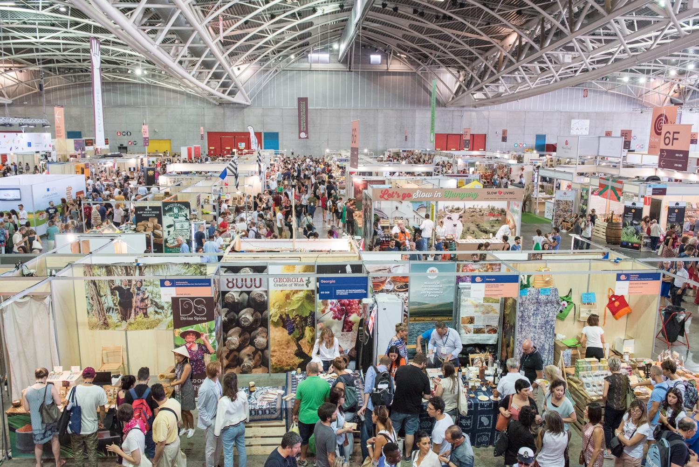 Salone internazionale del gusto, Torino