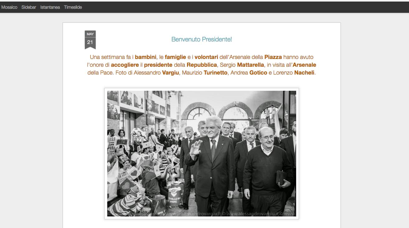 Sermig.org / Nuovo Progetto