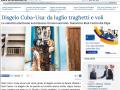 La Stampa / Articolo sul disgelo Cuba-Usa 05/05/2015