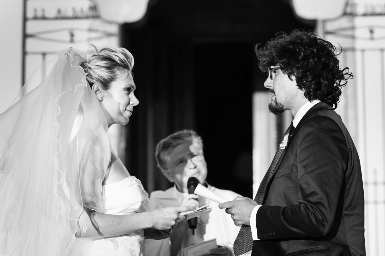 Alessandro Borghese e Wilma Olivero
